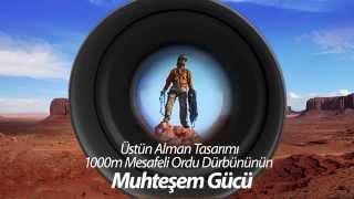National Geographic 10x25 Level II Zoom Ordu Dürbünü