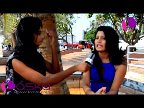 Gorgeous oshadi - Laska Tv