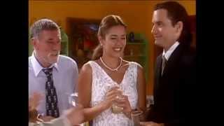 Luis Mario y Rosaura - La boda - Gata Salvaje
