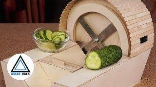Food Slicer From Wood | DIY