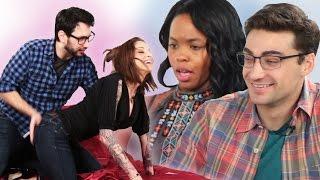Porn Stars Teach Couples Sex Moves