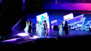 [Fancam] Girl's Day - Something @ LA Korea Festival 140412