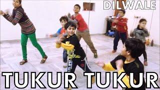 Tukur Tukur - Dilwale | Shah Rukh Khan | Kajol | Bollywood Dance Choreography | G M Dance Centre