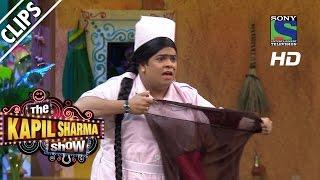 Yeh dress kiski hain? - The Kapil Sharma Show - Episode 6 - 8th May 2016