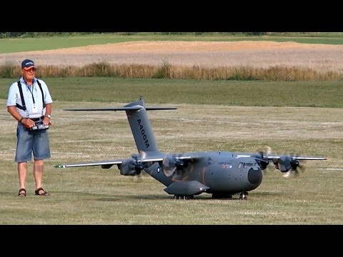 Xxx Mp4 AIRBUS A400M GIGANTIC RC SCALE AIRLINER MODEL FLIGHT DEMO Airliner Meeting Airshow 2015 3gp Sex