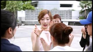 Behind the scene B-ing Collagen TVC 2013 (Sub Thai)