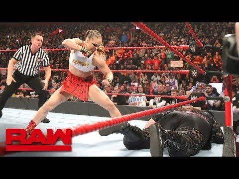 Xxx Mp4 Ronda Rousey Natalya Vs Nia Jax Tamina Raw Dec 31 2018 3gp Sex