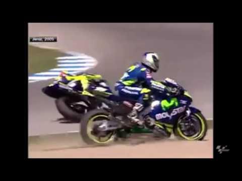 Valentino Rossi Best Overtake in MotoGP
