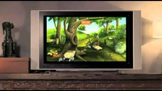 Top Shot Arcade Live Action animal shooting video game trailer - Wii