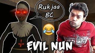Granny Ki Behen | Evil Nun | (Free Mobile Horror Game) !!!