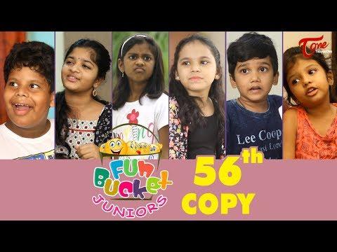 Fun Bucket JUNIORS Episode 56 Kids Funny Videos Comedy Web Series By Sai Teja TeluguOne