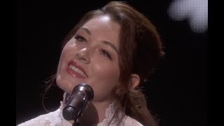Simon Golden Buzzer Act Moves Everyone With Her Talent | Quarter Finals | America