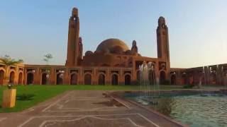 A detail visit to Grand Jamia Masjid Bahria Town Lahore