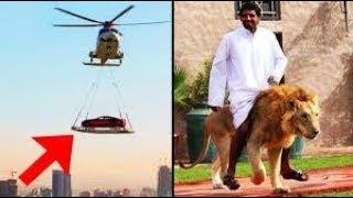 شاهد اثرياء دبي ماذا يفعلون اشياء لا ترها الى في دبي فقط