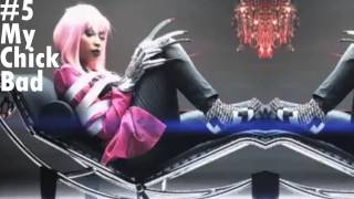 Top 10 Nicki Minaj verses