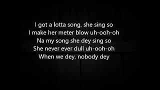 Wizkid- Daddy yo (lyrics)