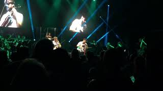 2CELLOS Satisfaction live in St. Augustine 9/23/17 #15 / 20