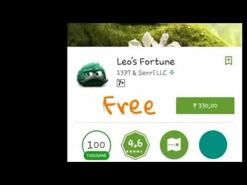 How to downlnad leo's fortune