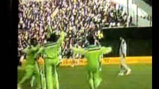 World Cup Semifinal 1992 Pakistan winning moments
