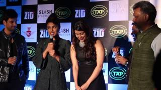 Music Success Party of Movie ZiD