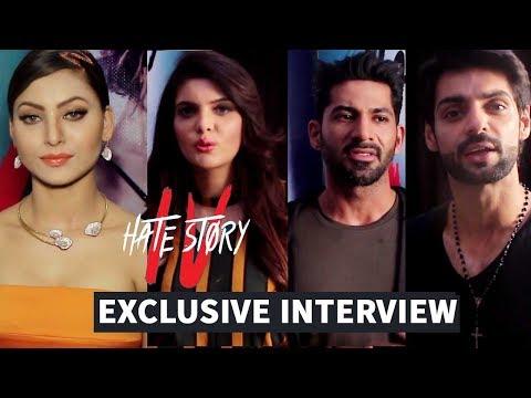 Xxx Mp4 Hate Story IV Team Exclusive Interview Urvashi Rautela Vivan B Karan Ihana Vishal Pandya 3gp Sex