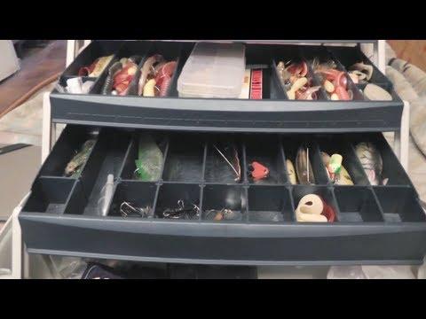 как сделать рыбацкий ящик из композита