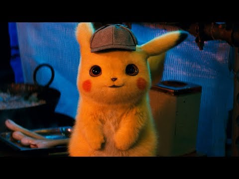 Xxx Mp4 POKÉMON Detective Pikachu Official Trailer 1 3gp Sex