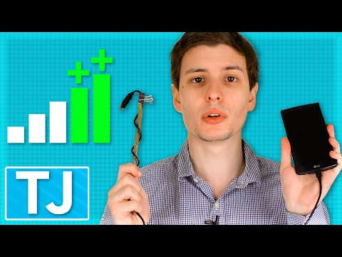 Boost Your Cell Phone Signal for Free