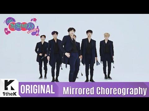 [Mirrored] VIXX(빅스)_'Shangri-La' Choreography(도원경 거울모드 안무영상)_1theK Dance Cover Contest