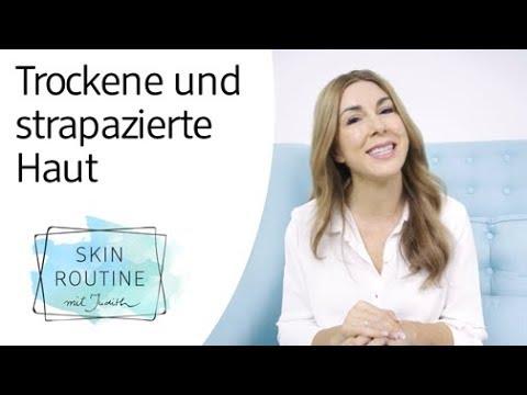 Tipps bei trockener und strapazierter Haut Skin Routine mit Judith Williams