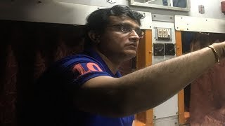 Exclusive: Sourav Ganguly's train journey! Where is he going?