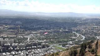 Damascus Panorama