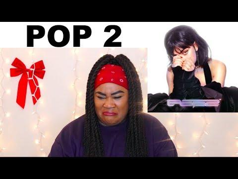 Xxx Mp4 Charli XCX Pop 2 Album REACTION 3gp Sex