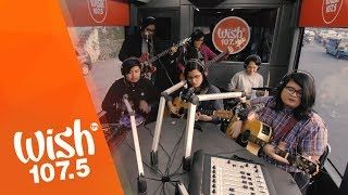 "Ben&Ben perform ""Ride Home"" LIVE on Wish 107.5 Bus"
