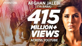 Afghan Jalebi (Ya Baba) VIDEO Song | Phantom | Saif Ali Khan, Katrina Kaif | T-Series