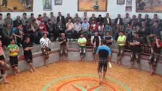 میل بازی باستانی کار سنندجی در سنقر