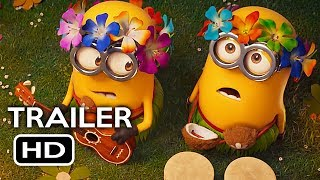Despicable Me 3 Official Trailer #3 (2017) Steve Carell Animated Movie HD