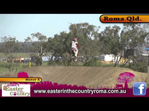 Roma Easter in the Country   MotoX