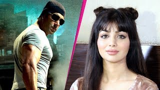 Ayesha Takia talks about her Wanted co star Salman Khan