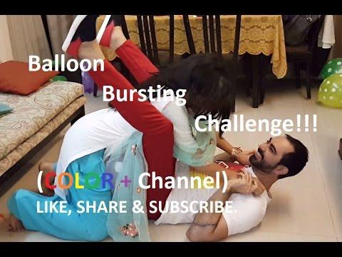 Xxx Mp4 Balloon Challenge Dirty Positions Ganga Harpreet Singh Color Positive 3gp Sex