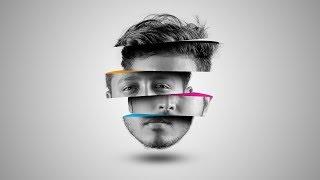 Sliced head - Photo Manipulation Tutorial - Hass Hasib