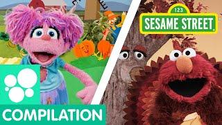 Sesame Street: Celebrate Thanksgiving!   Thanksgiving Songs Compilation