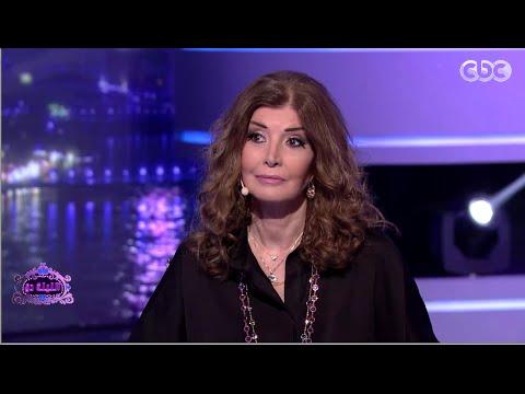 """الليلة دي شاهد رد ميرفت أمين علي """"البوس في فيلم أبي فوق الشجرة مع عبدالحليم حافظ"""