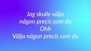 Build a Girl Lyrics (Svensk Version)- The Fooo Conspiracy