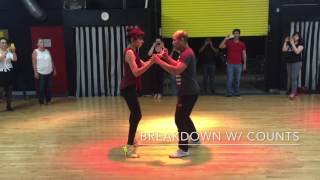 Underground Bachata Tuesday Class at AGDC June 7, 2016