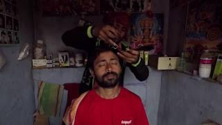 Unick Tools Head Massage  By Indian Barber, Manoranjan