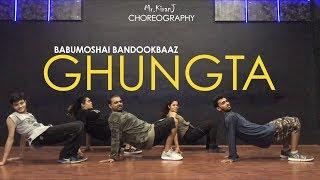 Ghungta | Babumoshai Bandookbaaz | Kiran J | DancePeople Studios