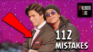[PWW] Plenty Wrong With FAN Movie (112 MISTAKES) | Bollywood Sins | Lessons #22