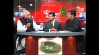 Jainul Abedin Farook and Shamsur Rahman Sherif - Tritiyo Matra Episode 158 (full)