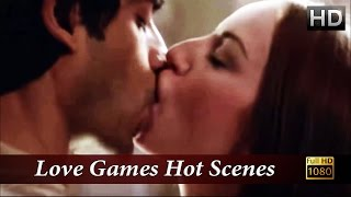 Love Games Hot Kissing Scenes Compilation